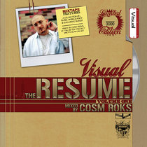 The Resume vol. 1 cover art