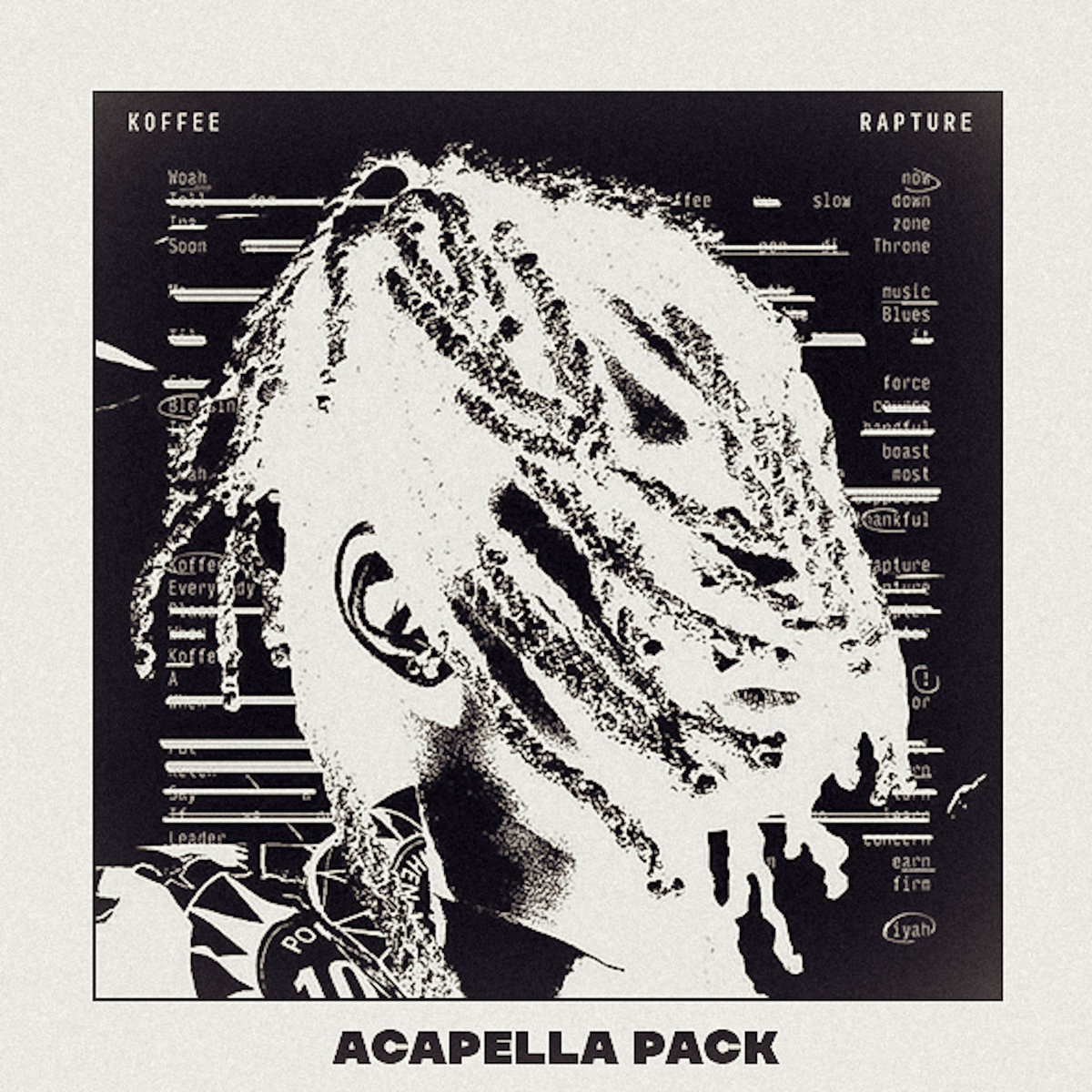 Koffee Rapture ( Acapella Pack ) | Lacape Ella