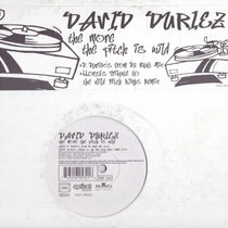 David Duriez - The More The Pitch Is Wild (Apricot Mix) [2020 Remastered Edition] cover art