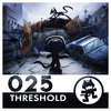 Monstercat 025 - Threshold Cover Art