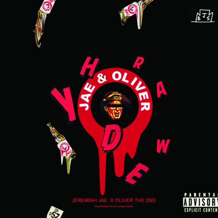 RawHyde cover art