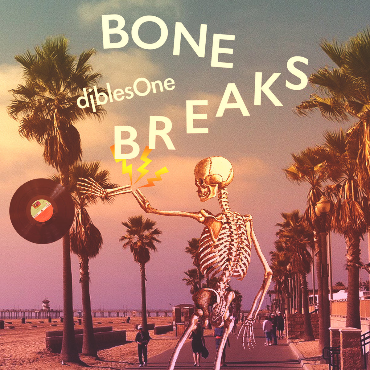 Djblesone Bone Breaks Djblesone