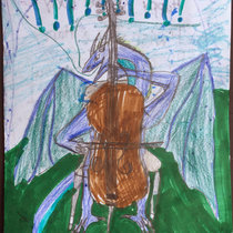 Cello Dragon cover art