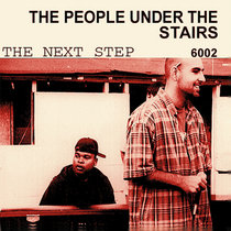 The Next Step cover art