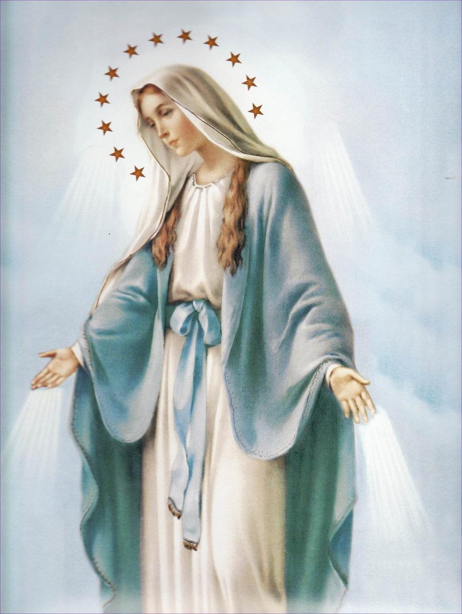 Hail Mary Full Of Grace | Keith Washo