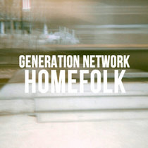 HOMEFOLK cover art
