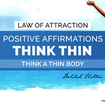 Think Thin Positive Affirmations cover art
