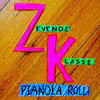 Pianola Roll Cover Art
