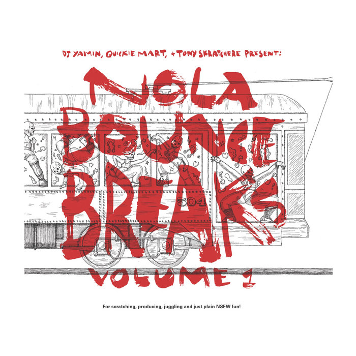 NOLA Bounce Battle Break | Superjock Records