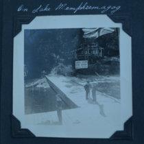 On Lake Memphremagog cover art