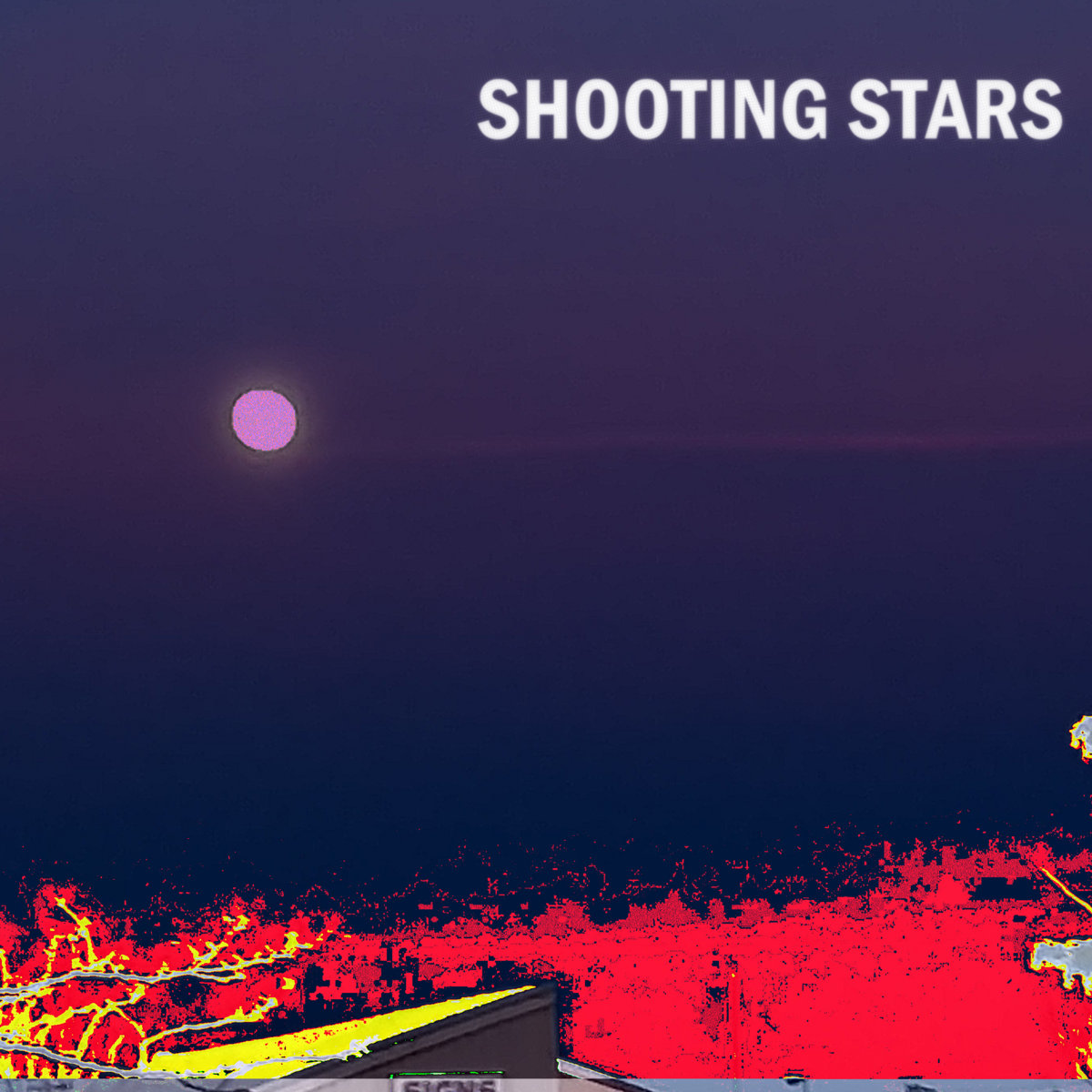 Shooting Stars Bag Raiders Cover