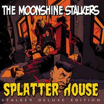 Moonshine Stalkers Splatterhouse - Diablo Records cover art