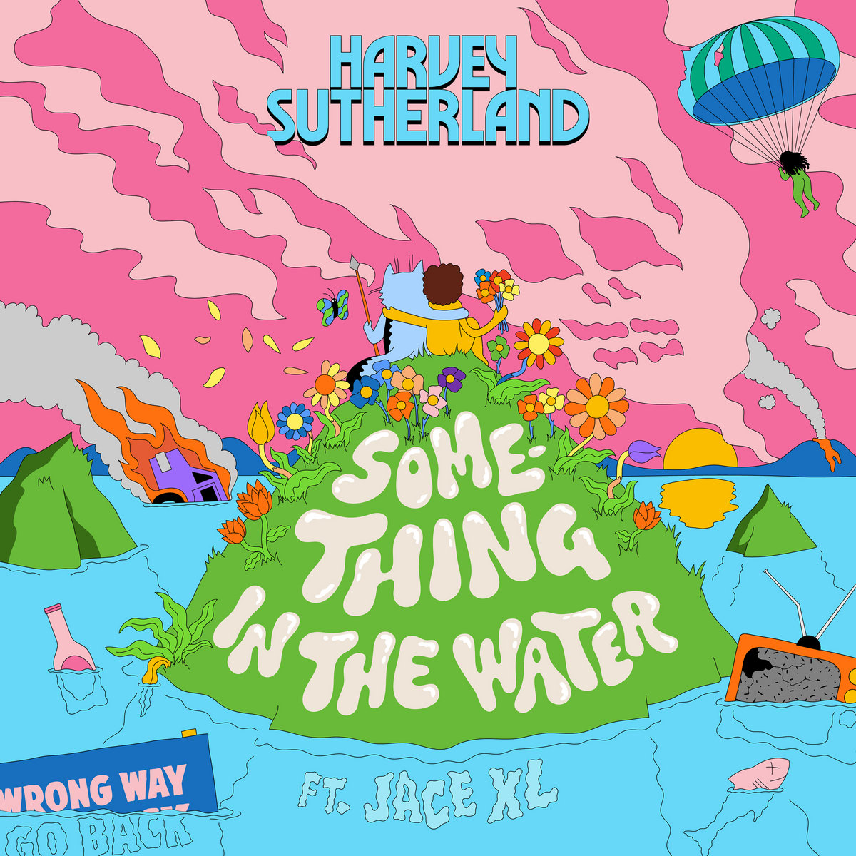 Something In The Water | Harvey Sutherland