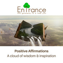 Positive Affirmations – A cloud of wisdom & inspiration cover art