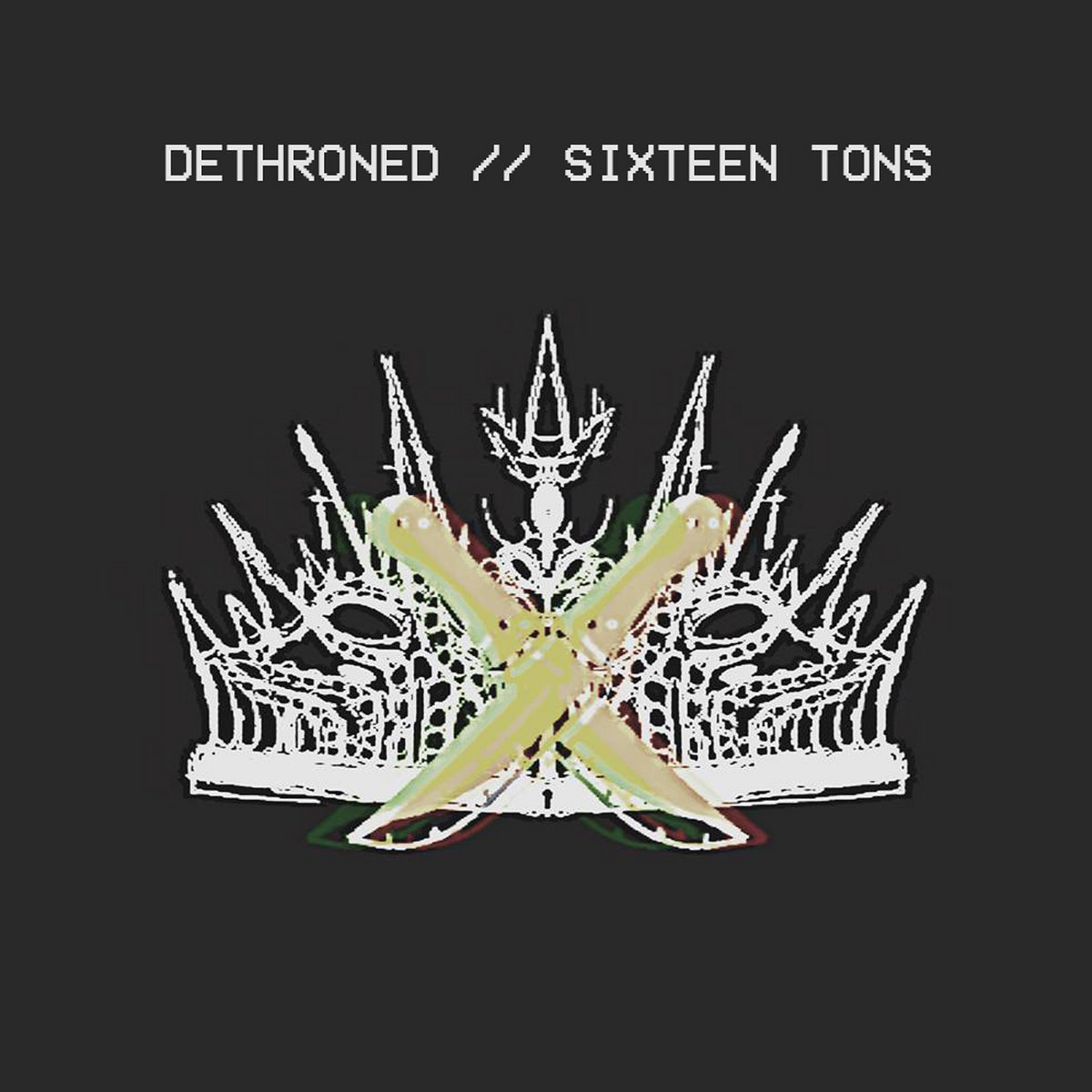 Dethroned / Sixteen Tons - Split [EP] (2018)