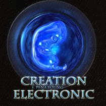 Creation Electronic cover art