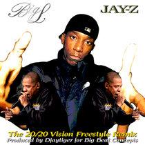 Big L & JayZ Freestyle (20/20 Vision Remix Produced by Djaytiger) cover art