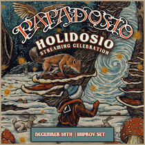 12.18.20 | Holidosio Improv Set | Asheville, NC cover art
