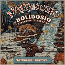 12.18.20   Holidosio Improv Set   Asheville, NC cover art