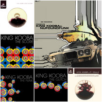 King Kooba Bundle cover art