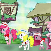Just Another Day in Ponyville cover art