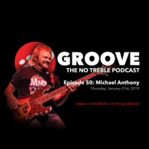 Groove – Episode #50: Michael Anthony cover art