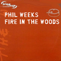 [BR017] : Phil Weeks - Fire In The Wood (feat.remixes by Freaks, Spettro, David Duriez) [2019 Remastered Exclusive Bandcamp Package] + bonus track cover art