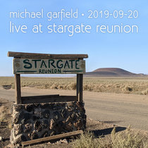 Live at Stargate Reunion cover art