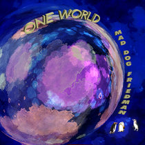 ONE WORLD cover art
