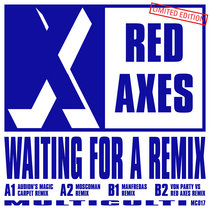 Waiting For a Remix cover art