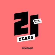 Sonar Kollektiv 21 Years... Vergnügen cover art