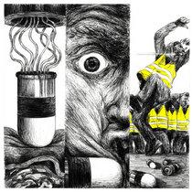 Gilets jaunes, colère noire cover art