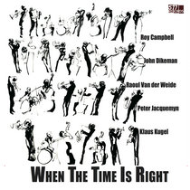 When The Time Is Right cover art