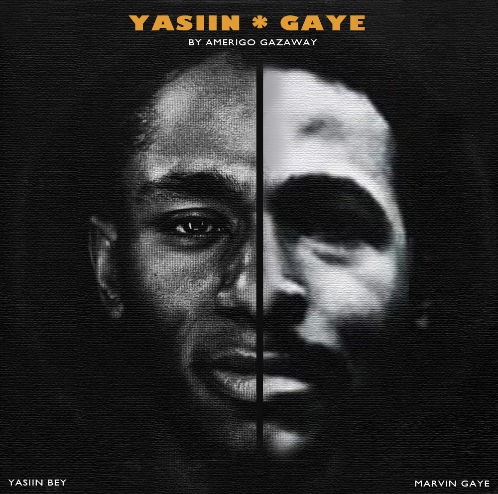 Marvin Gaye Album Cover