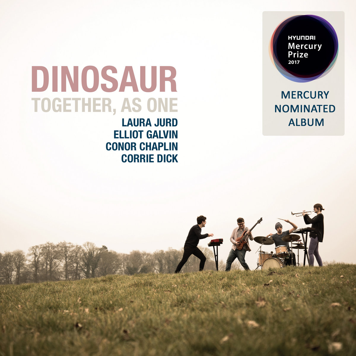together as one dinosaur