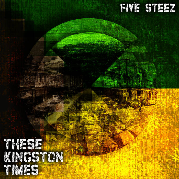 These Kingston Times cover art