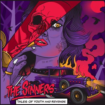 Tales of Youth and Revenge by The Sinners