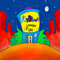 SkyBlew's UNModern Life cover art
