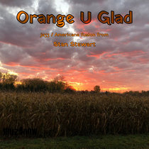 Orange U Glad (jazz/Americana) cover art
