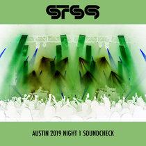 Soundcheck @ ACL Live :: Austin, TX :: 2019.04.12 cover art