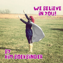 We Believe In You cover art
