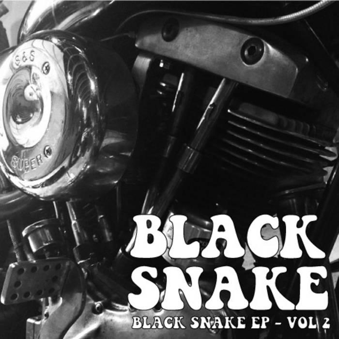 Black Snake EP - Vol. 2 cover art