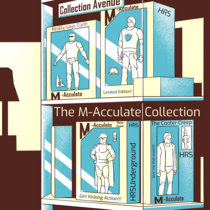 The M-Acculate Collection  (#Freetape) cover art