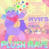 PLUSH RAVE Cover Art