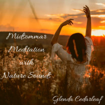 Midsommar Meditation with Summer Sounds cover art