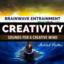 Creative Visualization - Brainwave Entrainment To Boost Creativity cover art