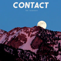 Contact - music inspired by the novel by Carl Sagan cover art