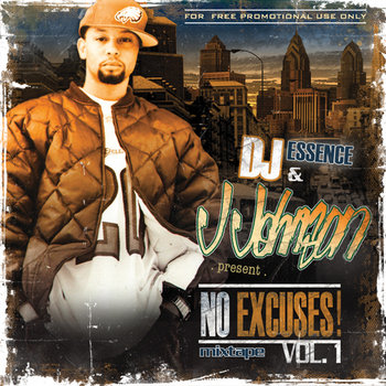 No Excuses Vol. 1 by J. Johnson