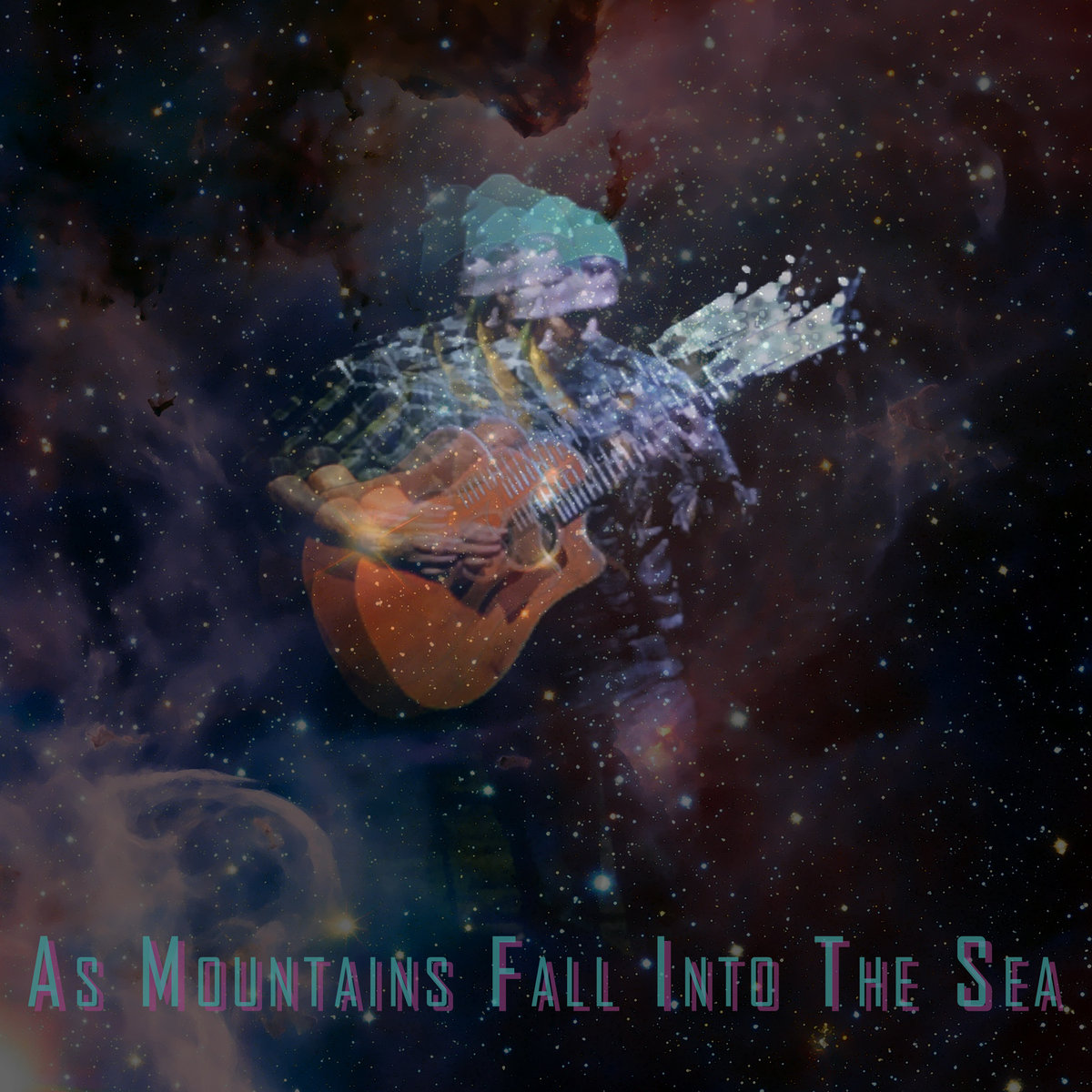 As Mountains Fall Into The Sea by Alex Brubaker