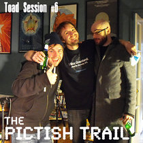 Toad Session #5 cover art